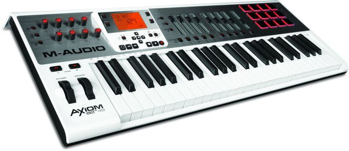 M-audio Axiom AIR 49 MIDI controller Keyboard, USB