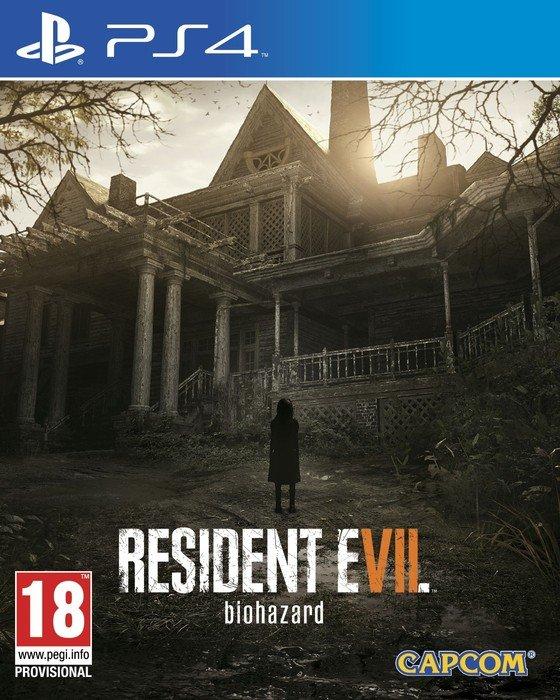Resident Evil 7 (deutsch) (PS4)