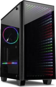 Inter-Tech X-608 Infinity, Glasfenster (88881315)