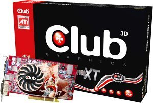 Club 3D Radeon 9800 XT, 256MB DDR, DVI, TV-out, AGP