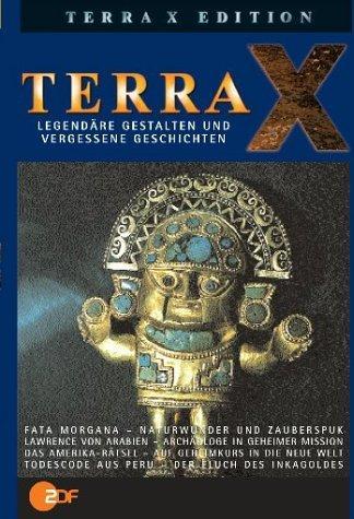 Terra X - Legendäre Gestalten und vergessene Geschichten -- via Amazon Partnerprogramm