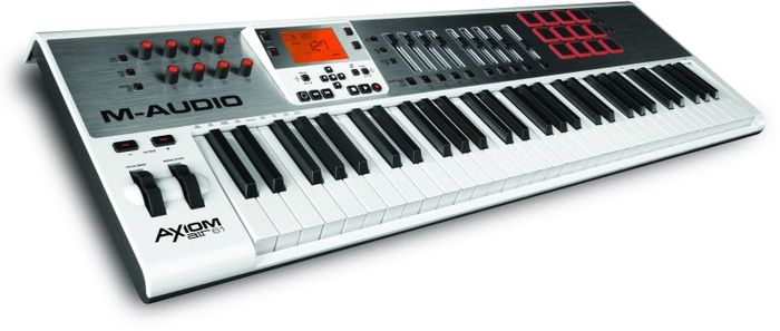 M-audio Axiom AIR 61 MIDI controller Keyboard, USB