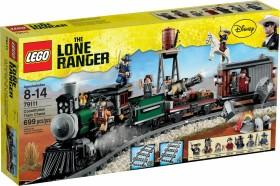 LEGO The Lone Ranger - Eisenbahnjagd (79111)