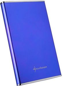 "Sharkoon Rapid-case blue, 2.5"", USB 3.0 micro B (0707)"