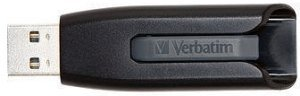 Verbatim Store 'n' Go V3 schwarz 32GB, USB-A 3.0 (49173)
