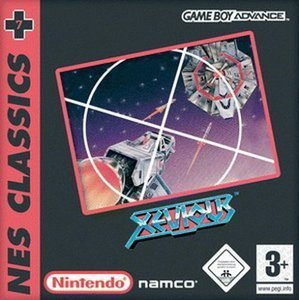 Xevious - NES classics (English) (GBA)