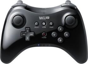 Nintendo Wii U Pro controller black (WiiU) (2310866)