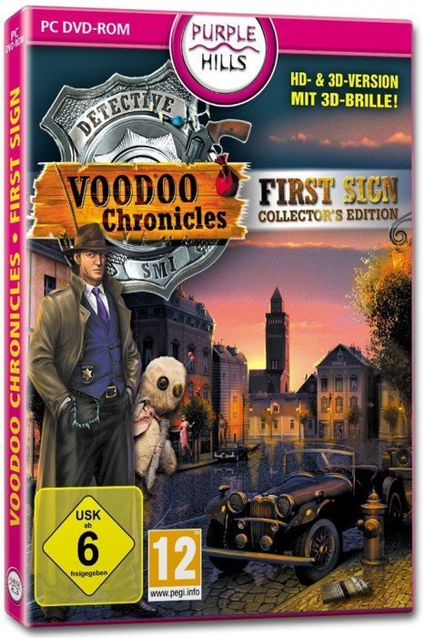 Voodoo Chronicles: First Sign (PC)