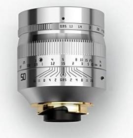 TTArtisan 50mm 0.95 für Leica M silber