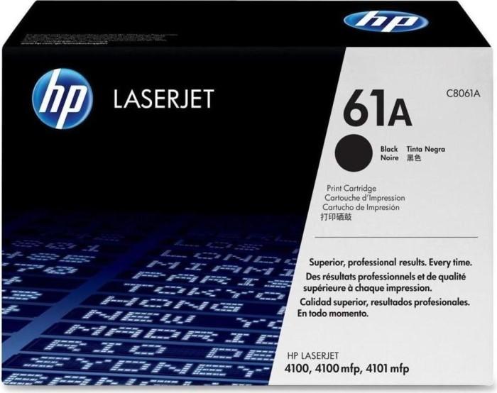 HP toner 61A czarny (C8061A)