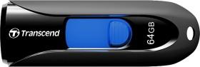 Transcend JetFlash 790 schwarz 64GB, USB-A 3.0 (TS64GJF790K)
