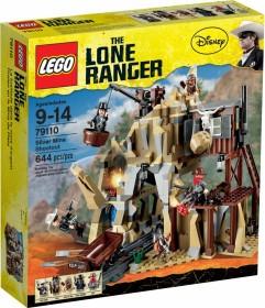 LEGO The Lone Ranger - Gefahr in der Silbermine (79110)