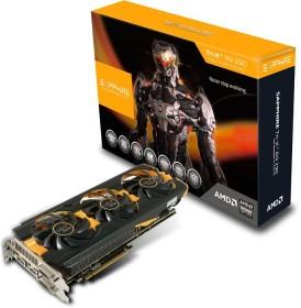 Sapphire Radeon R9 290 Tri-X OC, 4GB GDDR5, 2x DVI, HDMI, DP, full retail (11227-00-40G)