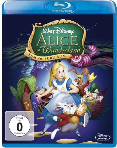 Alice im Wunderland (Special Editions) (Blu-ray) -- via Amazon Partnerprogramm