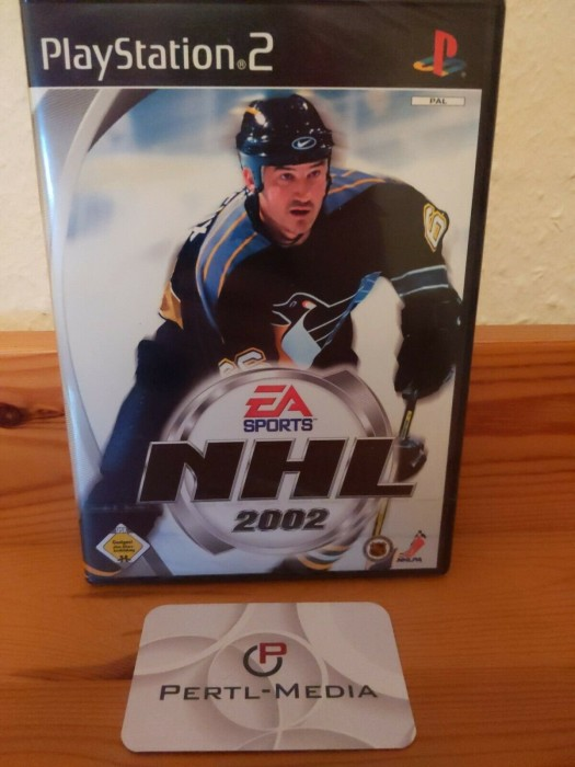 EA Sports NHL 2002 (German) (PS2) -- via Amazon Partnerprogramm