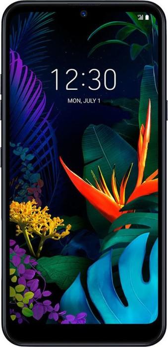 LG Electronics K50 LMX520EMW Dual-SIM aurora black