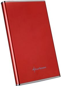 "Sharkoon Rapid-case red, 2.5"", USB 3.0 micro B (0677)"