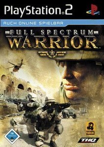Full Spectrum Warrior (deutsch) (PS2)