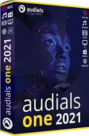 Audials One 2021, PKC (German) (PC)