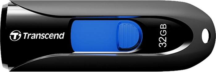 Transcend JetFlash 790 schwarz 32GB, USB-A 3.0 (TS32GJF790K)