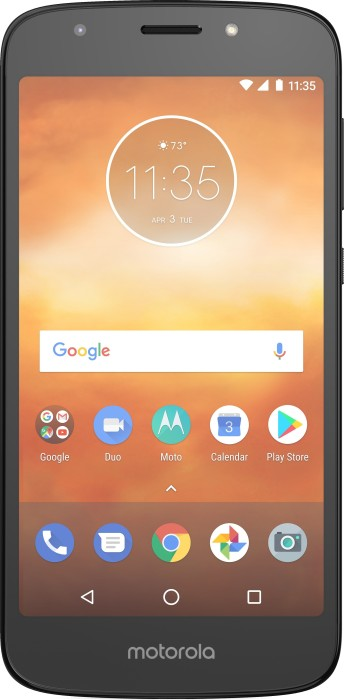 Motorola Moto E5 Play Dual-SIM schwarz
