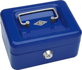 Wedo Geldkassette Größe 1 blau (145 103X)