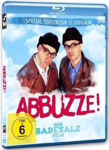 Abbuzze! the bath salts-film (Special Editions) (Blu-ray)