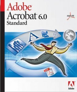 Adobe: Acrobat 6.0 Standard (various languages) (PC)