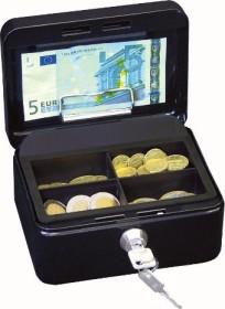Wedo Geldkassette Größe 1 schwarz (145 121X)