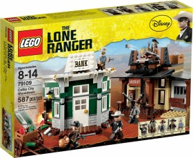 LEGO The Lone Ranger - Duell in Colby City (79109)