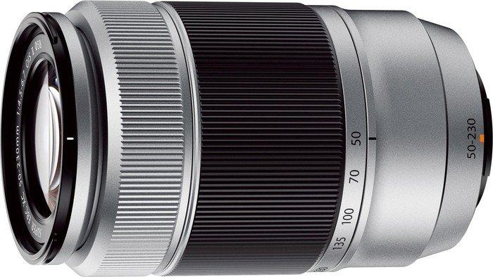 Fujifilm Fujinon XC 50-230mm 4.5-6.7 OIS II silber