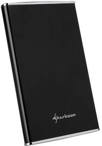 "Sharkoon Rapid-case black, 2.5"", USB 3.0 micro B (0660)"
