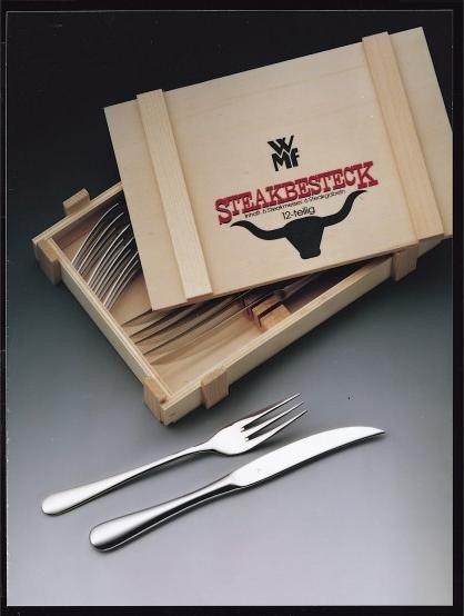 Wmf Steakbesteck Set Ab 2774 2019 Preisvergleich Geizhals