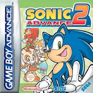 Sonic Advance 2 (GBA)