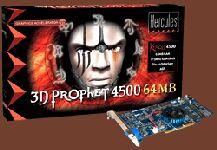 Guillemot Hercules 3D Prophet 4500, Kyro II, 64MB, PCI, bulk