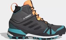adidas Terrex Skychaser LT Mid GTX grey four/core black/hi-res aqua (Herren) (FV6825)