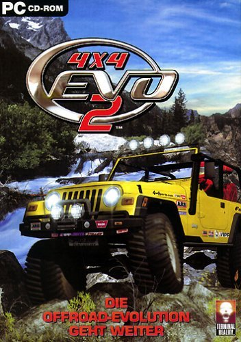 4x4 Evolution 2 (deutsch) (PC) -- via Amazon Partnerprogramm