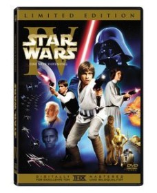 Star Wars - Episode 4: Eine neue Hoffnung (DVD)