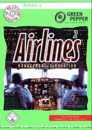 Airlines 2 (German) (PC) -- via Amazon Partnerprogramm