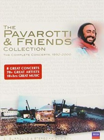 Luciano Pavarotti & Friends - Collection (DVD)