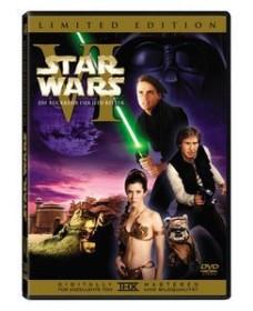 Star Wars - Episode 6: Die Rückkehr der Jedi-Ritter (DVD)