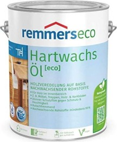 Remmers Hartwachs-Öl eco innen Holzschutzmittel intensiv-weiß, 375ml (7688-83)