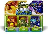 Skylanders: Spyro's Adventure - 3er-Pack A (Xbox 360/PS3/Wii/PC)