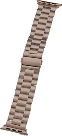 Peter Jäckel Watch Band Stainless für Apple Watch (42mm/44mm) rosegold (17259)