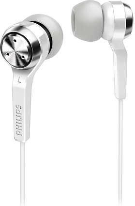 Philips SHE8500 white (SHE8500WT/10)