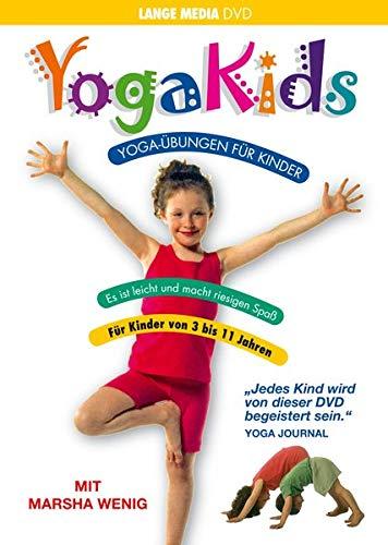 Yoga: YogaKids - Yoga-Übungen für Kinder -- via Amazon Partnerprogramm