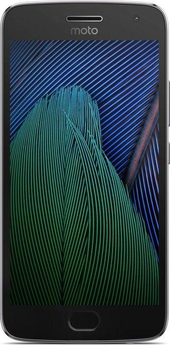 Motorola Moto G5 Plus Dual-SIM grau