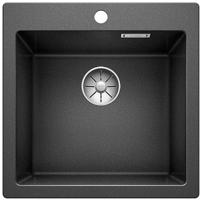 blanco pleon 5 anthracite 521504 skinflint price. Black Bedroom Furniture Sets. Home Design Ideas