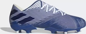 adidas Nemeziz 19.2 FG cloud white/royal blue (Herren) (EG7222)