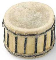 Sonor NBS S Natural Bamboo Shaker